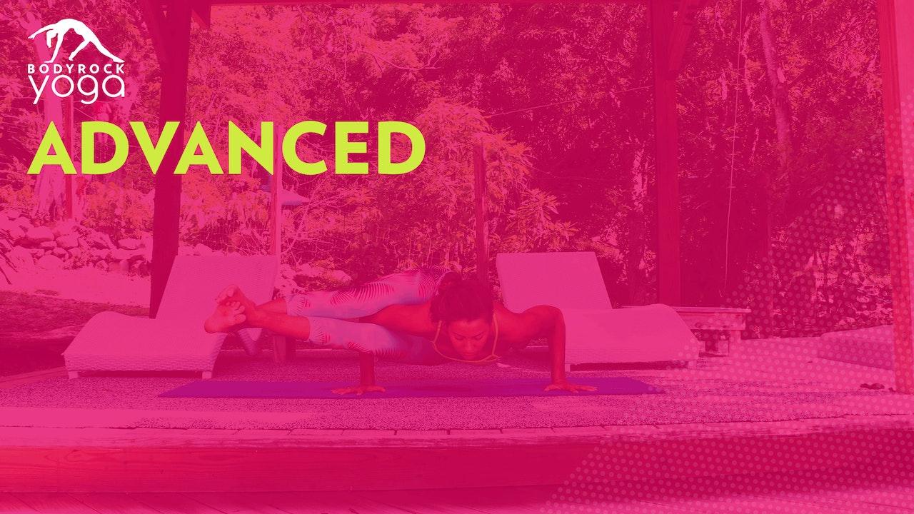 BodyRock Yoga | Advanced