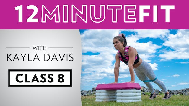 12 Minute Fit - Workout 8