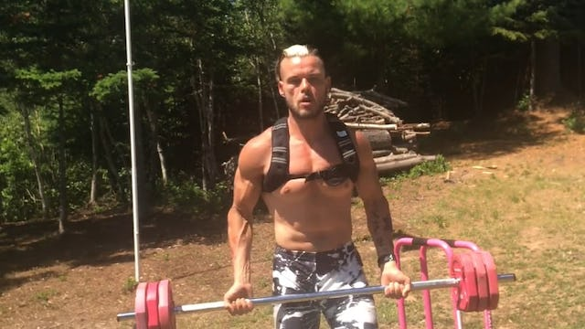 Cottage Special: Day 2 Part 1 - Back & Shoulders