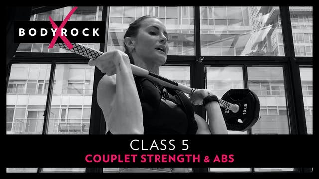 BRX #5 - Couplet Strength & Abs