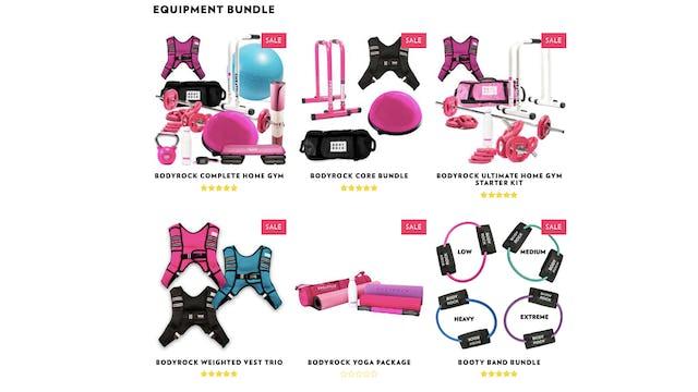 BodyRock Equipment