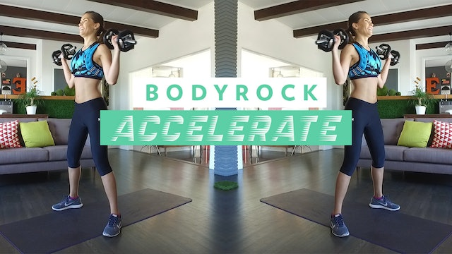 Accelerate Challenge - 21 Day Challenge