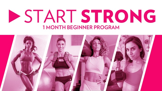 Start Strong: Introduction