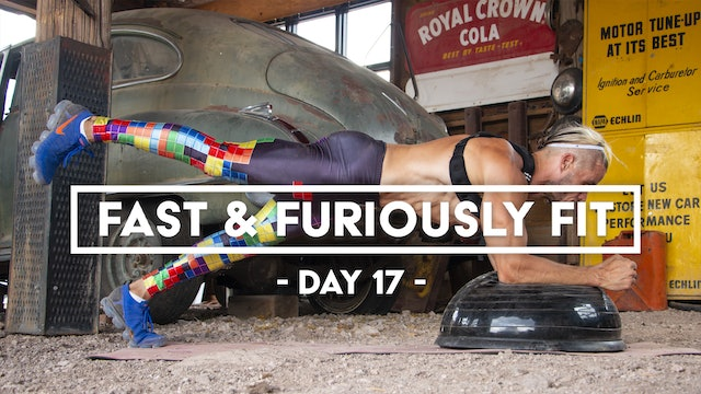 Fast And Furiously Fit  - Coffee Talk 17