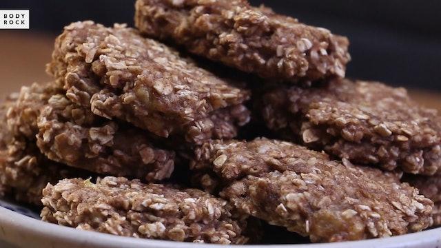Breakfast Cookies - 3 Ingredient Recipes