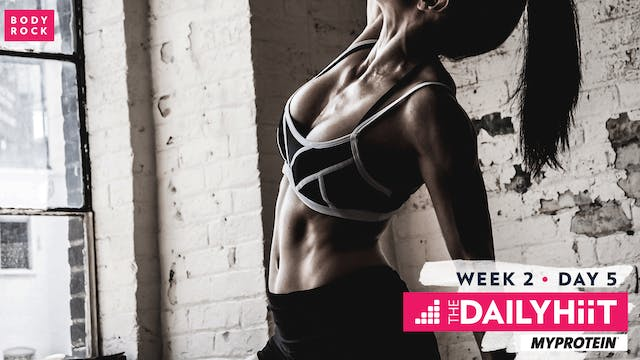 The DailyHIIT Show | Season 3 | Episode 10