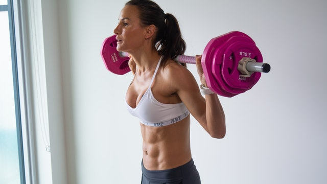 HIITMax #321 - Legs & Ass - Strength Cardio Reps & Time