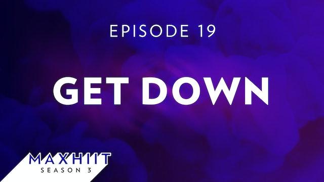 MaxHIIT LIVE | Season 3 - Class 19
