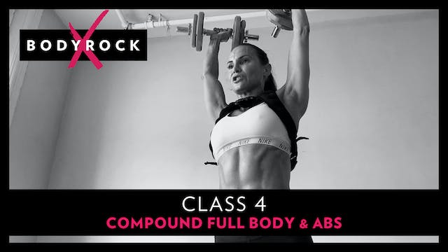 BRX #4 - Compound Full Body & Abs