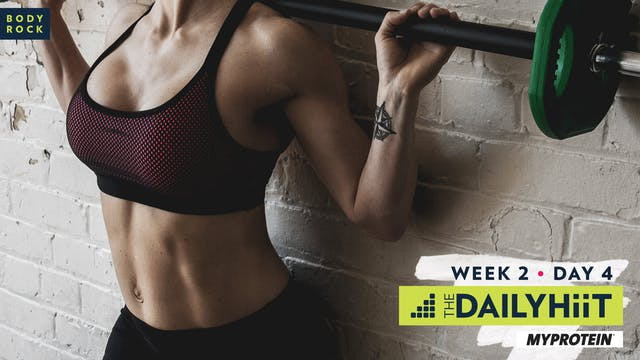 The DailyHIIT Show | Season 3 | Episode 9