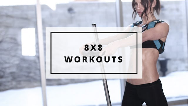 8 x 8 Workouts ( Numbers Workouts )