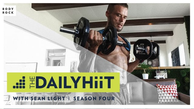 The DailyHIIT Show - Season 4