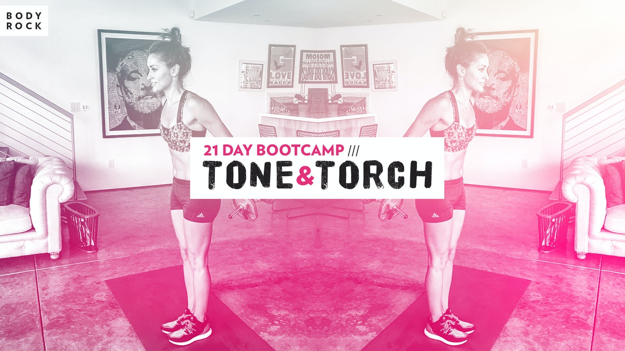 Tone and Torch Challenge - 21 Day Challenge