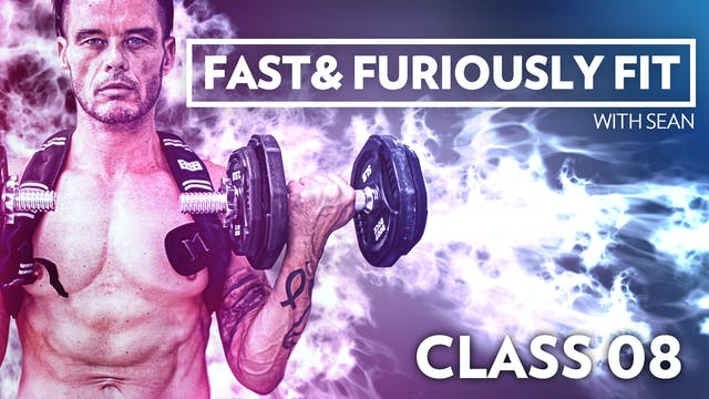 Fast And Furiously Fit  4 - Workout 8