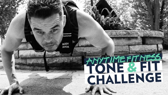 Anytime Fitness Tone and Fit Challenge  - Trailer
