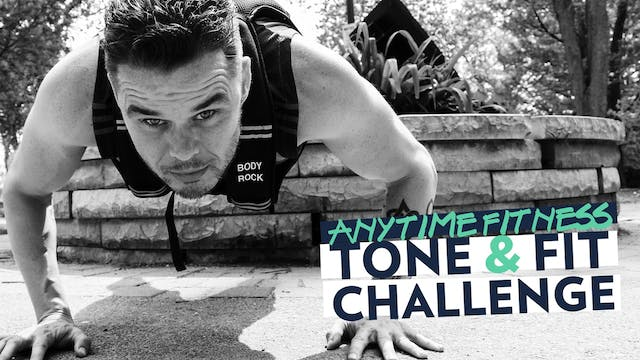 Anytime Fitness Tone and Fit Challeng...