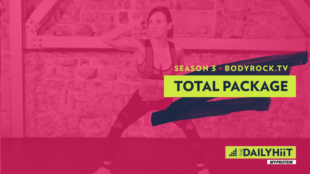 The DailyHIIT Show Season 3 TOTAL PACKAGE