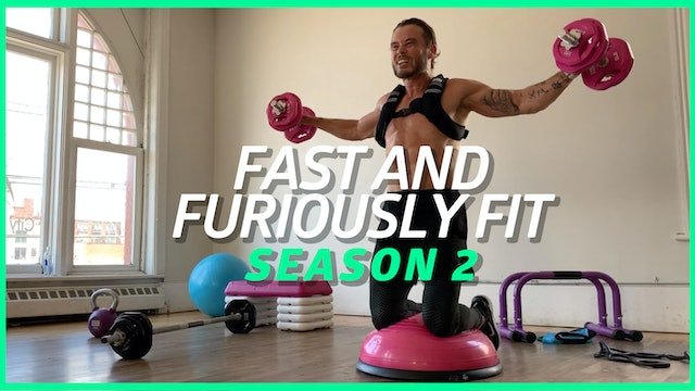 Fast And Furiously Fit Trailer - Season Two