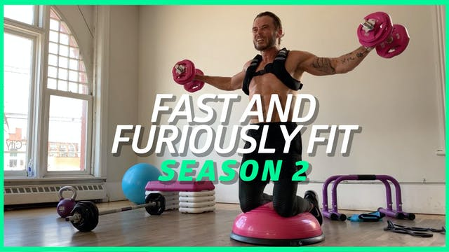 Fast And Furiously Fit Trailer - Seas...