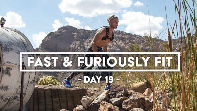 Fast And Furiously Fit  - Coffee Talk 19