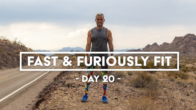 Fast And Furiously Fit  - Coffee Talk  20