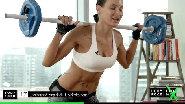 BodyRock HiitMax   Workout 56 Bonus - Legs