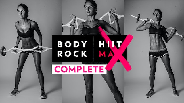 HiitMax Complete Package