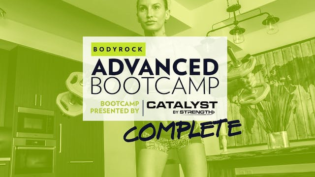 Advanced Bootcamp - Trailer