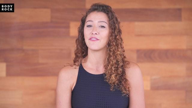 Beginner Vinyasa Flow | Day 7 Yoga Talk