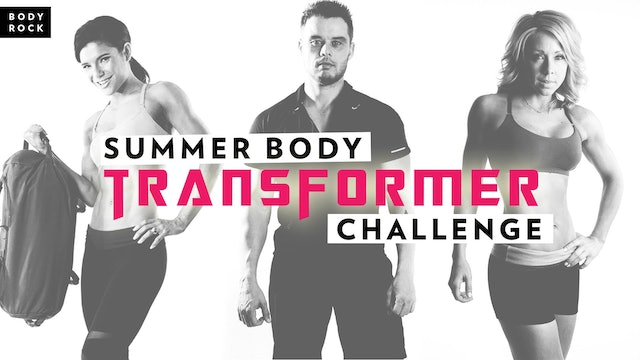 Summer Body Transformer - 30 Day Challenge