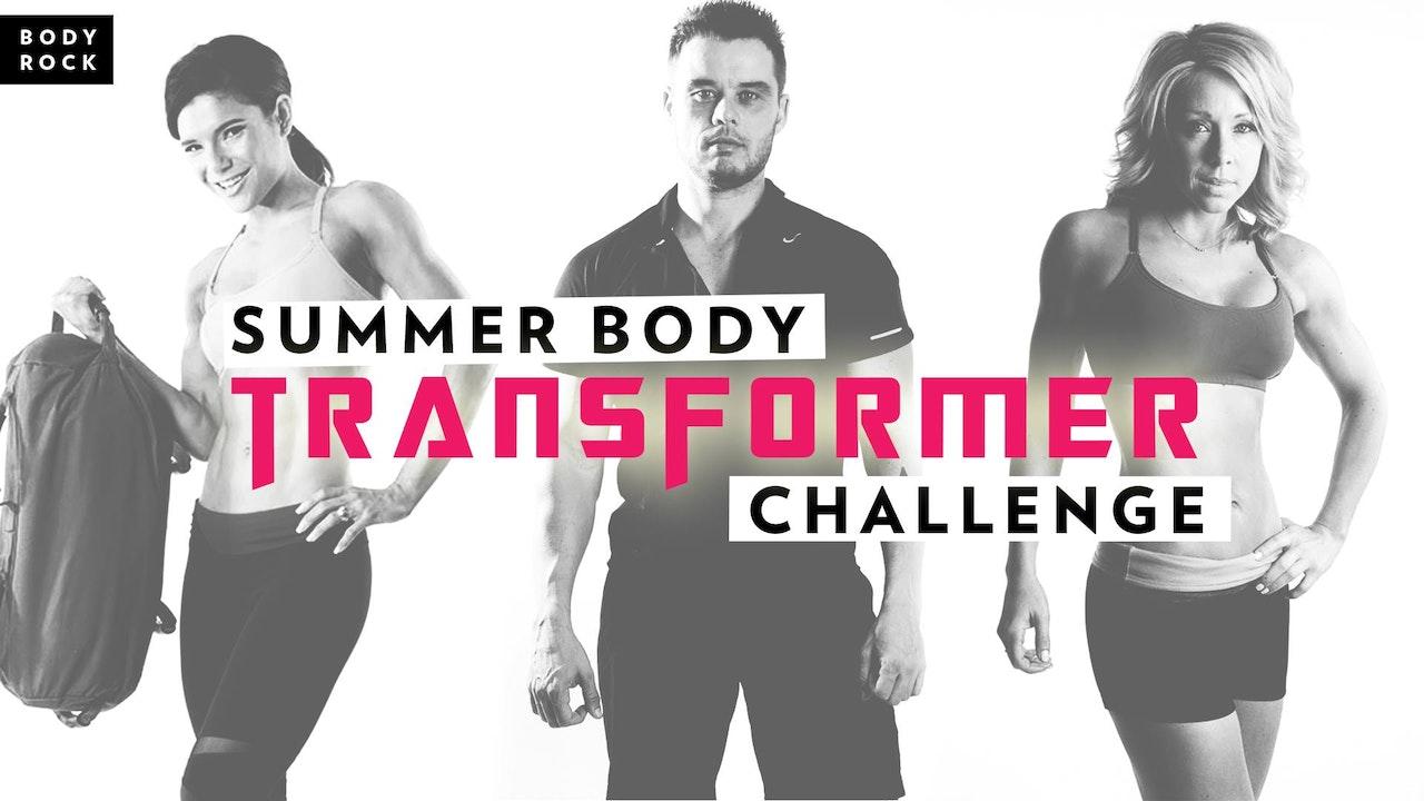 Summer Body Transformer - 30 Day Challenge