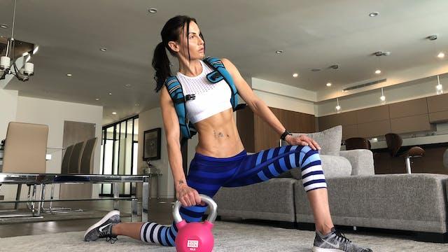 HIITMAX Live #174 - Strength Legs, Th...