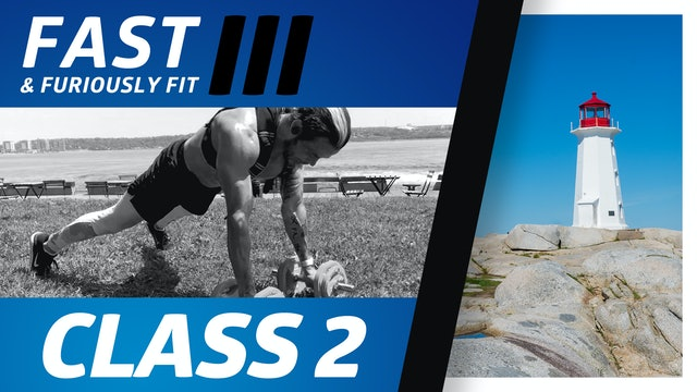 Fast And Furiously Fit  3 - Workout 2