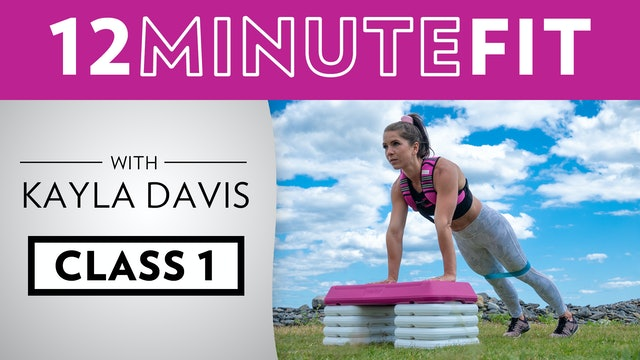 12 Minute Fit - Workout 1