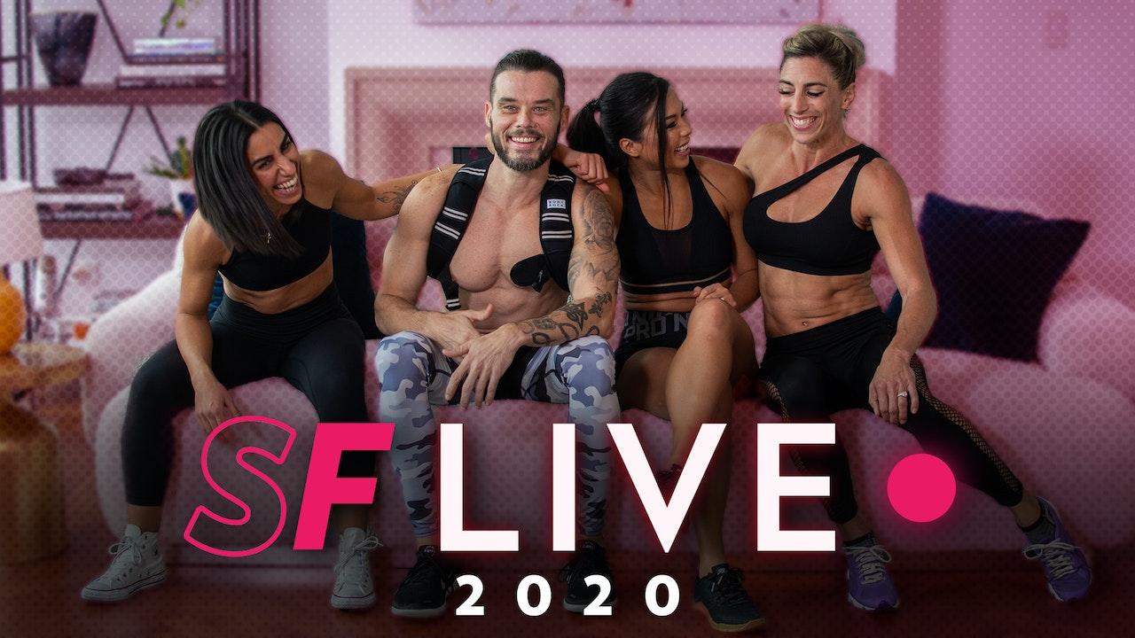 Sweatflix Live 2020
