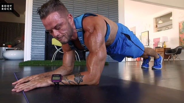 The DailyHiit Show - Beginner Weights - Day 3