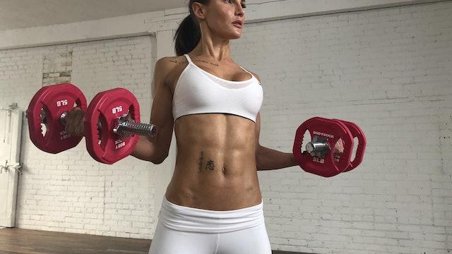 HIITMax Live #295 - Full Body Strength & Cardio