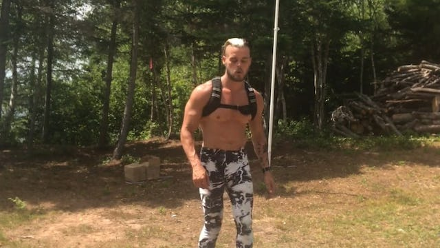 Cottage Special: Day 2 Part 2 - Back & Shoulders