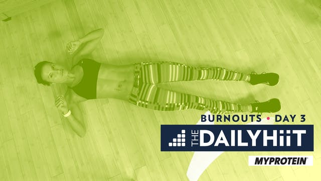 Burnout 3 | Core | The DailyHIIT Show