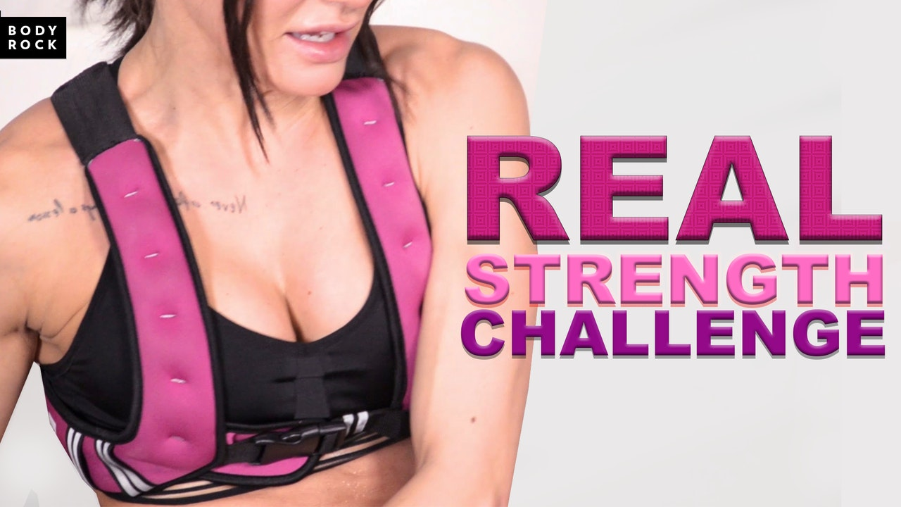 Real Strength Challenge I 7 Day Challenge