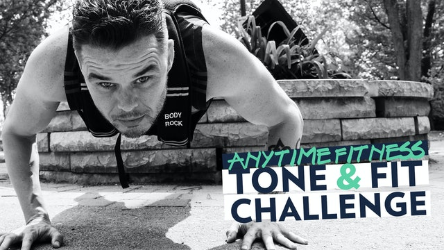 Anytime Fitness Challenge I 7 Day Challenge