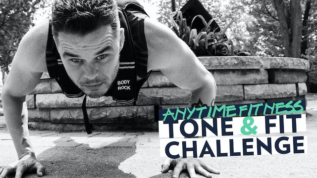 Anytime Fitness Challenge
