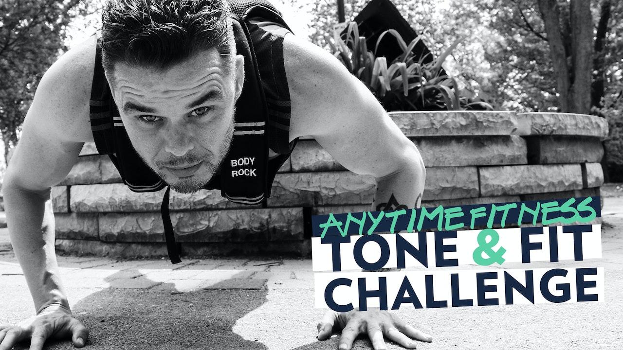 Anytime Fitness Challenge I 7 Day Challenge
