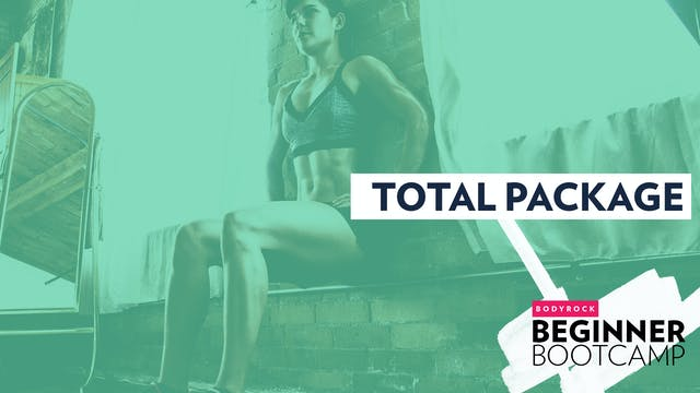 Beginner Bootcamp TOTAL PACKAGE