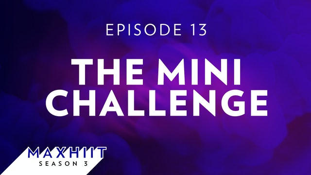 MaxHIIT LIVE | Season 3 - Class 13