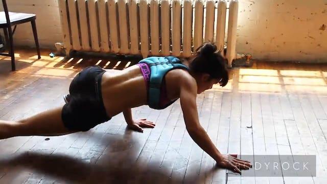 BodyRock Body - Workout 16