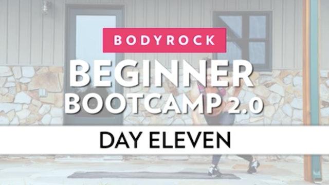 BodyRock Bootcamp - Day 11