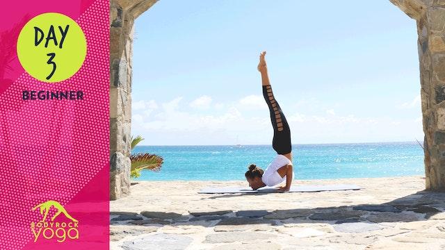 BodyRock Yoga   Beginner   Day 3