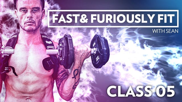 Fast And Furiously Fit  4 - Workout 5