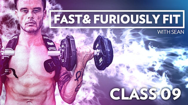 Fast And Furiously Fit  4 - Workout 9